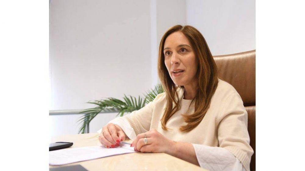 Fernández apuntó a Vidal y agitó el clima político en territorio bonaerense