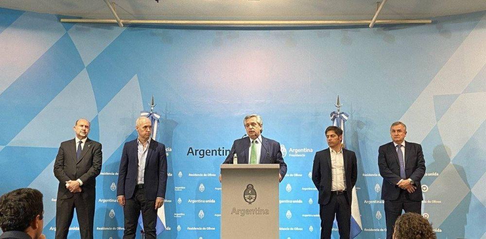 Coronavirus en Argentina: el Gobierno definió cómo distribuirá un fondo de 60 mil millones de pesos y refinanciará deudas de las provincias