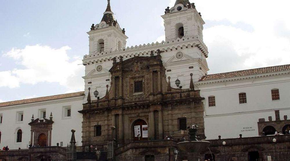 Ecuador: Obispos presentan protocolo para reapertura de iglesias cuando termine cuarentena