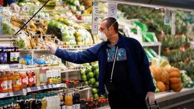 La inflación se frenó en cuarentena: fue de 1,5% en abril