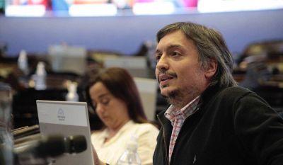 Máximo se metió en el conflicto de Mondelez y pidió que no le aprueben las suspensiones con recorte de salarios