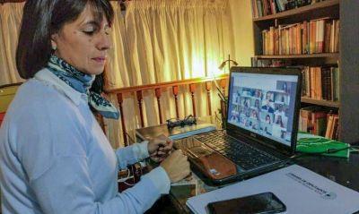 """Roxana López: """"Este momento histórico requiere de una gran sensibilidad para gobernar"""""""