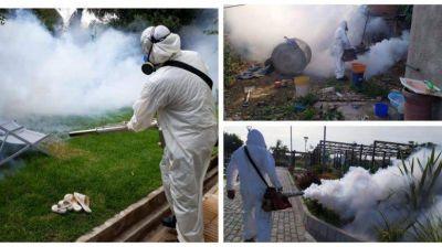 Se duplicaron en un mes los casos de dengue en el oeste de Bs. As.