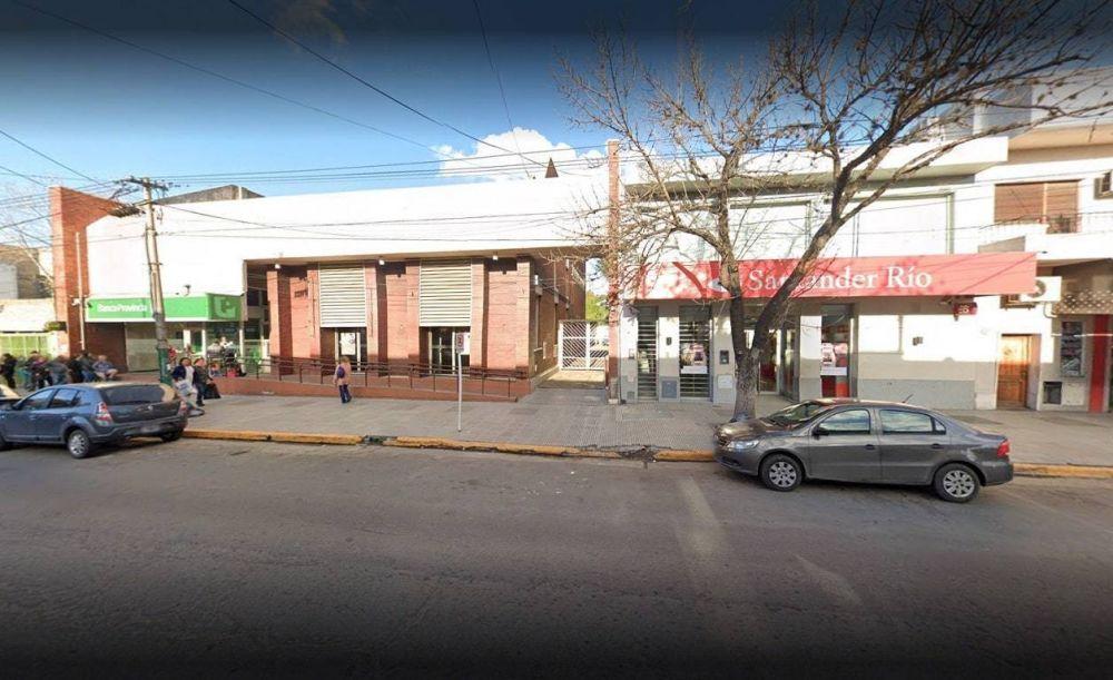 Hurlingham aumentó un 50% la tasa municipal a los bancos para sumar recursos