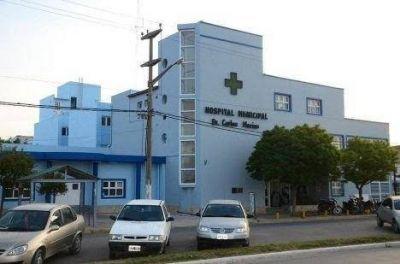 Dieron negativo todos los testeos en el hospital de Mar de Ajó