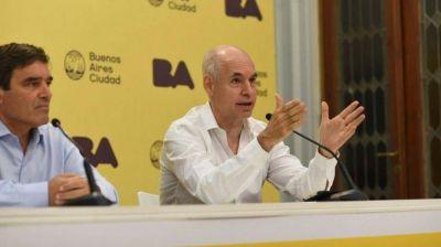 Horacio Rodríguez Larreta le respondió a Máximo Kirchner: