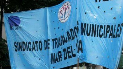Municipales en alerta ante baja de salarios ordenada por Montenegro