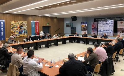 La CGT crea un comité de crisis para transitar la salida de la pandemia y pide extender la prohibición de despidos