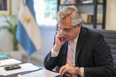 El esguince de Alberto Fernández y el desafío de Horacio Rodríguez Larreta