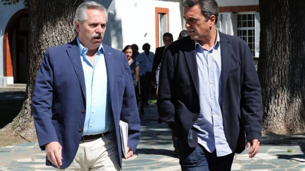 El peronismo armó su agenda en el Congreso sin la reforma judicial que anunció Alberto