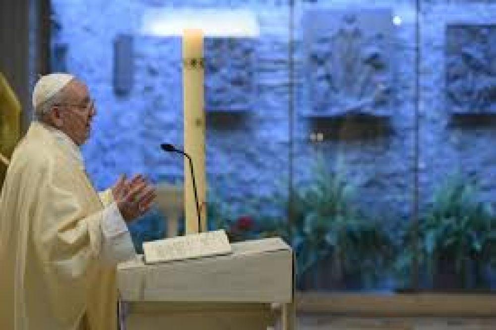 El Papa: que el amor crezca en las familias. Donde hay rigidez no hay Espíritu de Dios