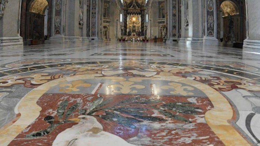 Las basílicas papales se preparan para reanudar la actividad litúrgica