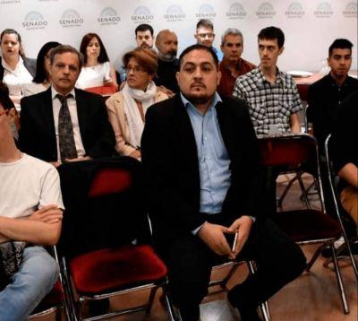 Los Custodios piden ser incluidos en el proyecto de Diputados