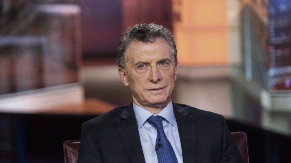 Mauricio Macri se convirtió en la