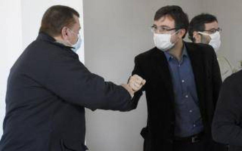 Tras la internación de su padre, dio negativo el hisopado por Coronavirus del intendente de Morón