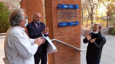 Ezeiza: Instalan máquina de ozono para combatir la propagación del coronavirus