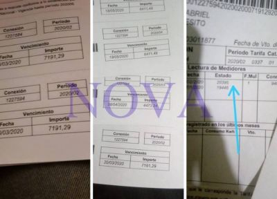 Escándalo en Misiones: usuarios denuncian montos exorbitantes en la tarifa de luz