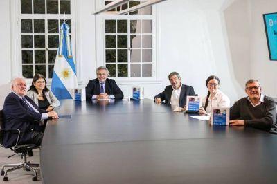 Científicos argentinos presentaron el test rápido