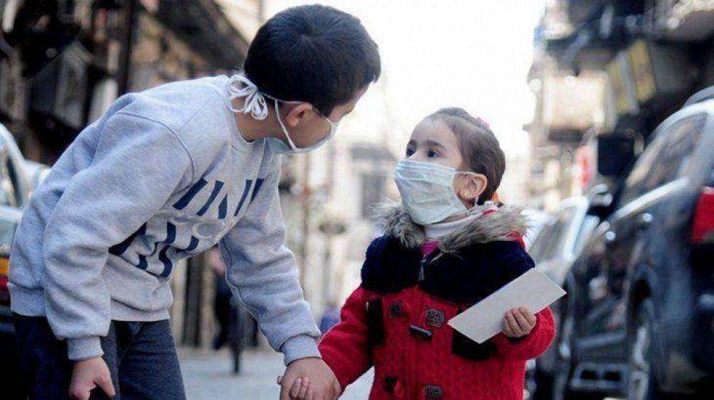 Ciudad: hoy, por primera vez en la cuarentena, los menores pueden salir a pasear
