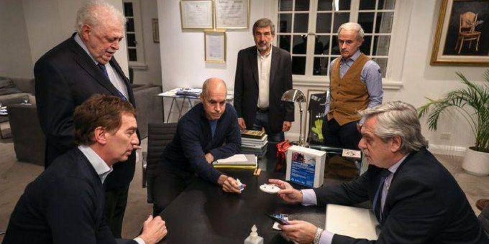 Larreta, en la mira: dardos de los intendentes y ¿respaldo? de Alberto