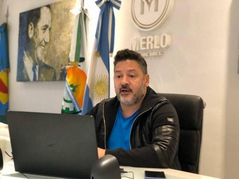 Gustavo Menéndez cuestiona a Larreta por flexibilizar el aislamiento
