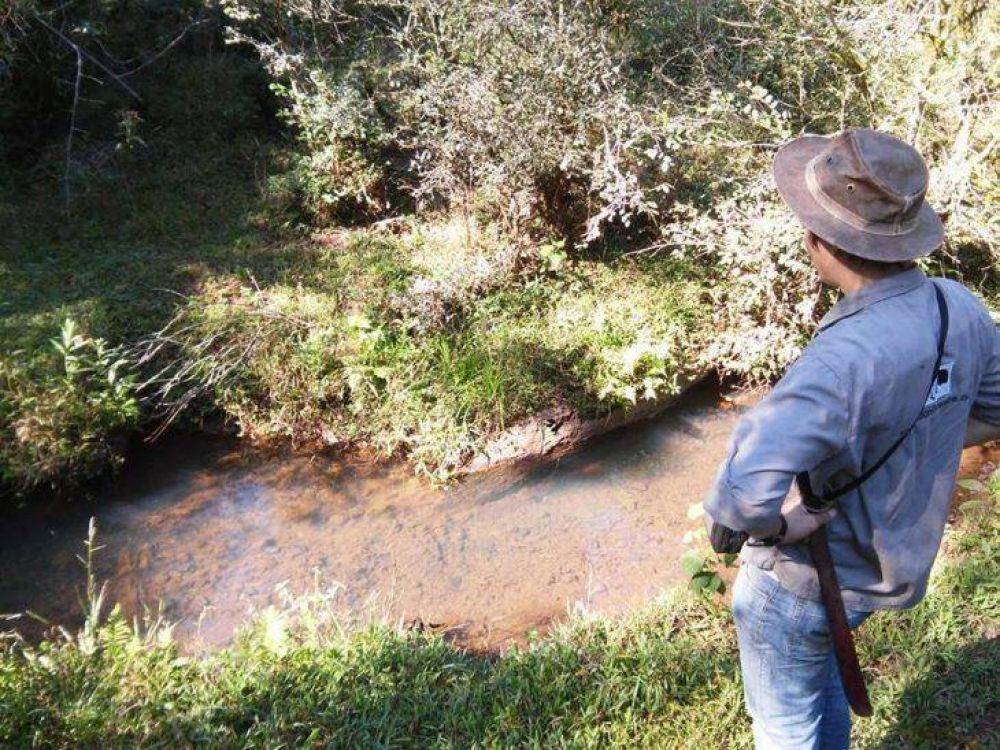 """Enrique Gandolla:""""La sequía que afecta a toda la región del Litoral es por falta de lluvias, y es un llamado a gestionar bien los recursos hídricos frente al cambio climático"""""""