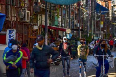 El virus de la desigualdad: uno de cada tres nuevos casos es en villas porteñas
