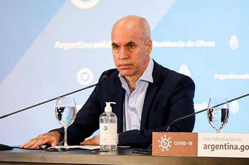 Horacio Rodríguez Larreta enfrenta su mayor desafío, con los guiños de Alberto Fernández