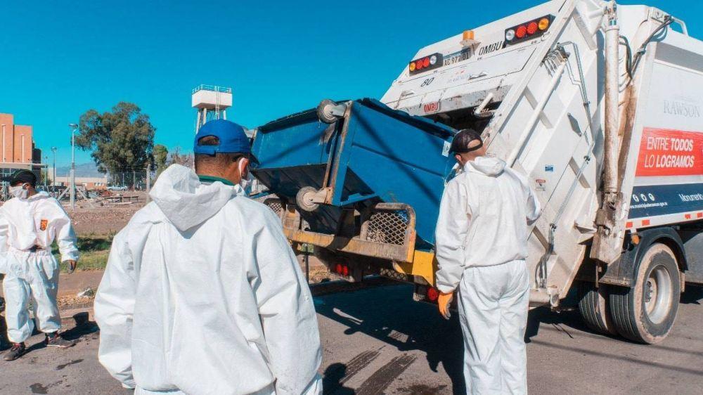 Anunciaron nuevo sistema de recolección de residuos