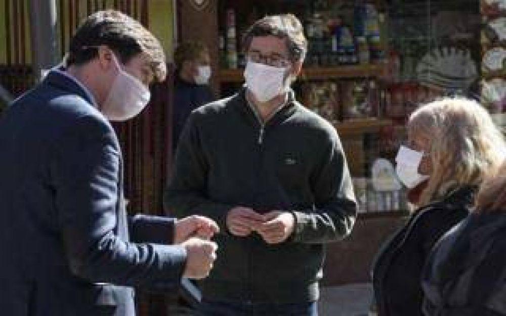 Morón: Confirman que la madre del Intendente Lucas Ghi tiene coronavirus