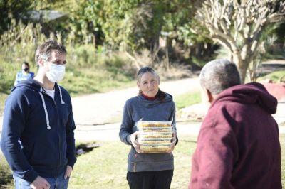 El Municipio entregará comida a domicilio a 4 mil adultos mayores