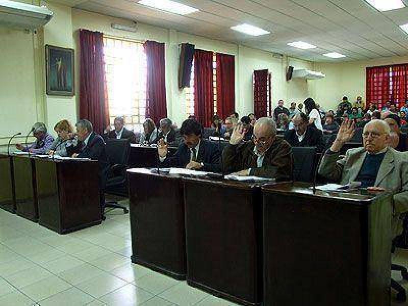 El oficialismo mandó a comisión el debate sobre la basura
