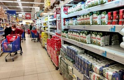 Aumentos, dispersión de precios y faltantes en los supermercados