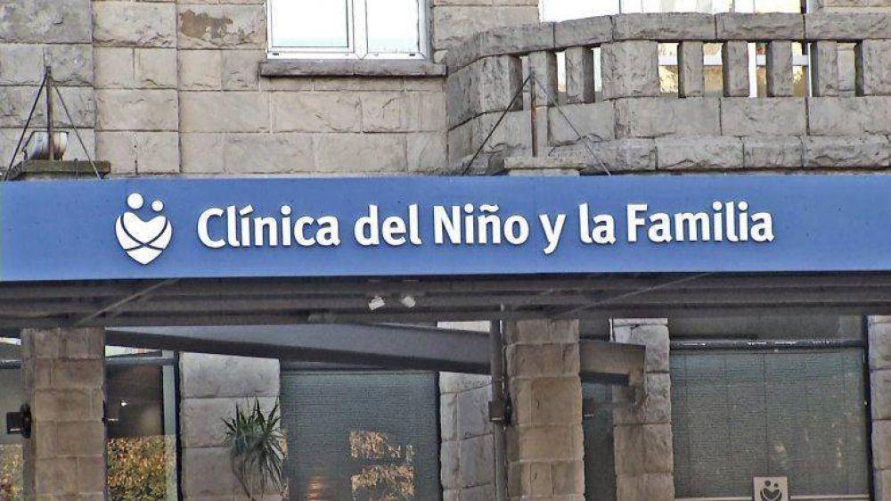 La Clínica del Niño hizo más de 250 testeos y recupera su funcionalidad tras los contagios