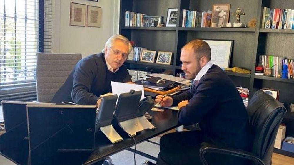 el detalle de las contraofertas presentadas por los acreedores de la deuda que revisa Alberto Fernández