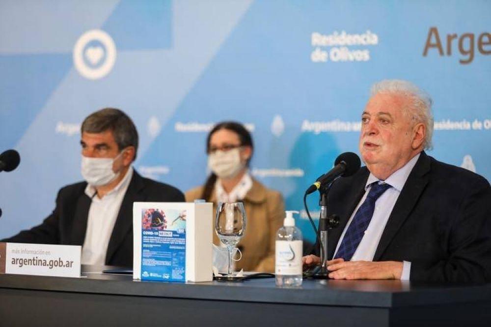 Las preocupaciones y las alternativas en que confía Ginés González García ante la carrera por la vacuna
