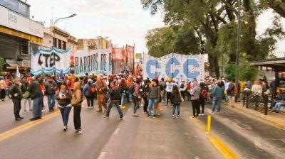 Movimiento sociales insisten en su reclamo al Gobierno por la lucha contra el coronavirus