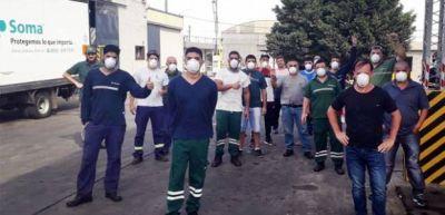 """Sergio Aladio: """"Necesitamos que el gobierno y la sociedad nos cuide a los camioneros"""""""