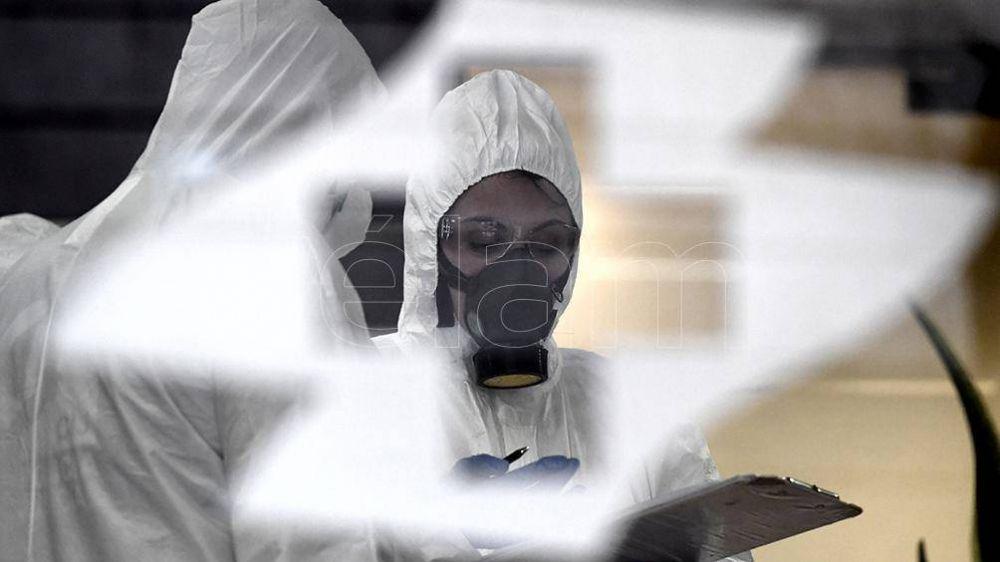 Ascienden a 373 los fallecidos y a 8.068 los contagiados de coronavirus en Argentina
