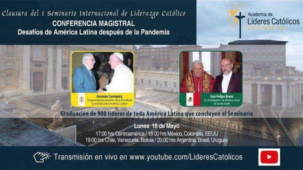 900 líderes de América Latina se comprometen a enfrentar desafíos de la región