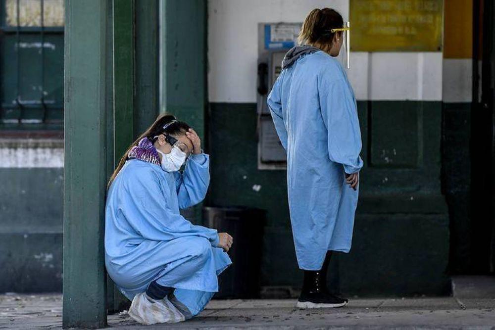 Coronavirus: 303 casos diagnosticados y nueve fallecidos