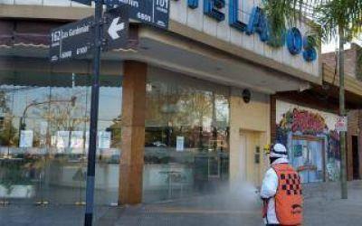 Coronavirus: San Martín registró la mayor cantidad de casos en la última jornada en la Provincia