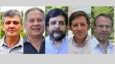 Intendentes de Hurlingham, San Martín, Ituzaingó, Tres de Febrero y San Miguel enviaron propuesta en común a la Provincia para flexibilizar la cuarentena