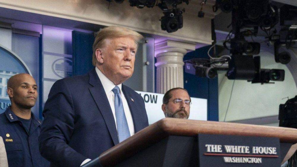 Trump confesó que todos los días toma hidrocloroquina, un medicamento contraindicado para el coronavirus