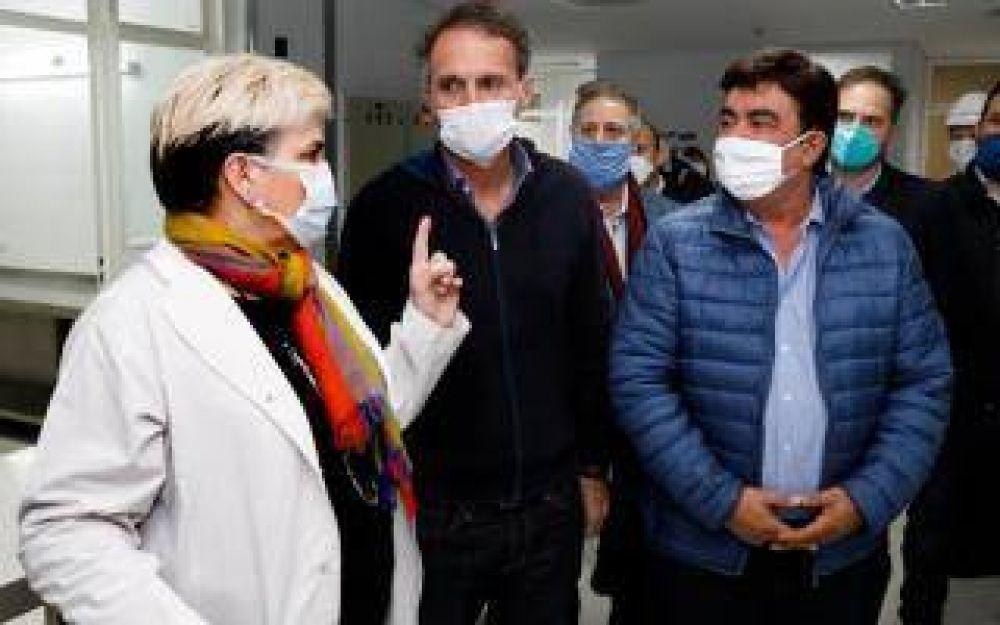 La Matanza continúa sin brindar datos sobre los casos de coronavirus en el distrito