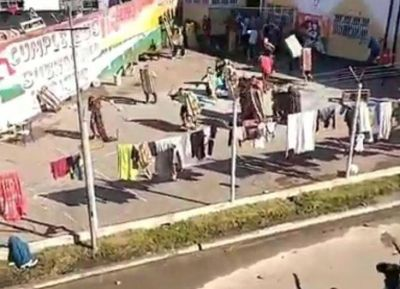 Brutal enfrentamiento entre presos en la cárcel de Varela