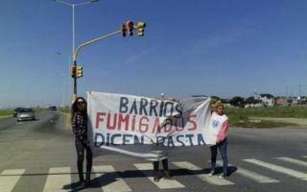 Mar Chiquita: En plena cuarentena, el HCD autorizó fumigaciones con agrotóxicos a 150 metros de las viviendas