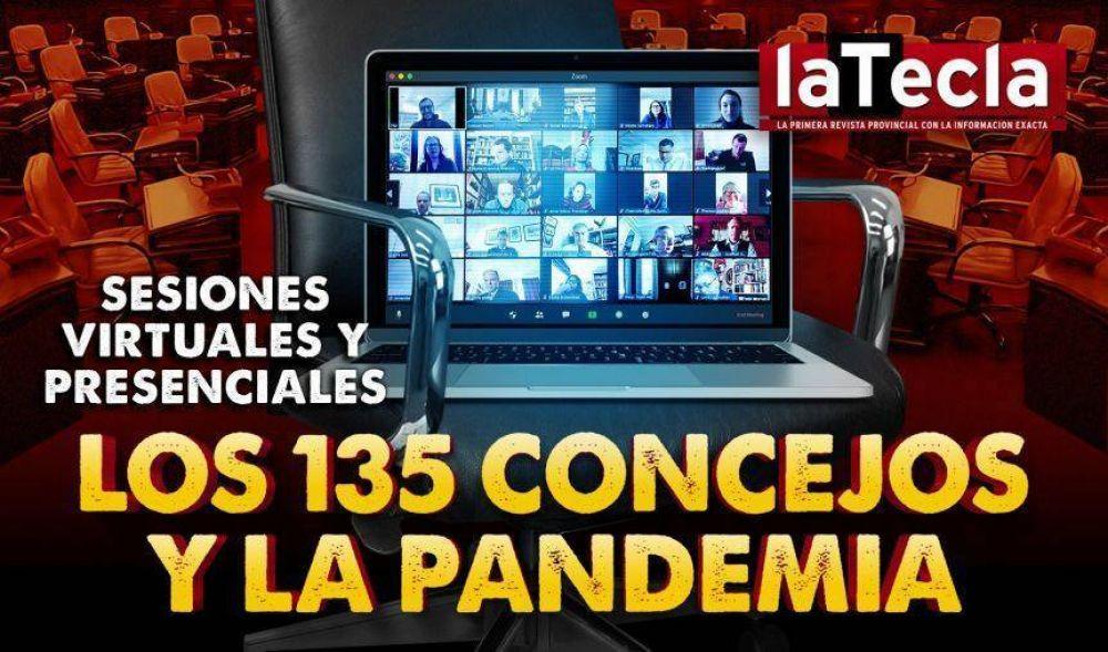 Los 135 concejos en tiempos de pandemia