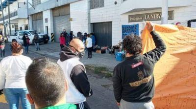 Malec interviene fuerte en el conflicto de La Nirva y ordena pagar salarios en 24 horas