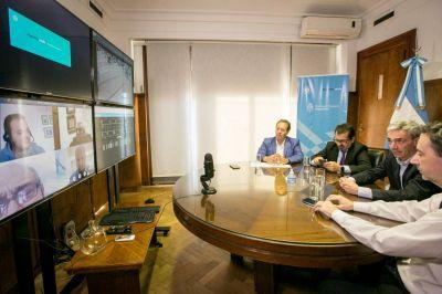 Puerto de Buenos Aires: FeMPINRA acordó mantener la carga y los puestos de trabajo